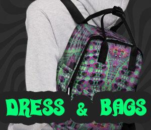 Dress & Bags